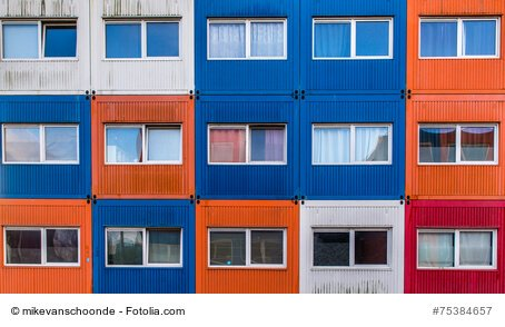 Wohnen-im-Container