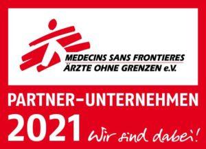 Ärzte ohne Grenzen-Logo