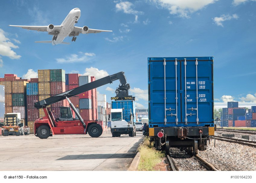 Seecontainer – Transport bald im Flugzeug?